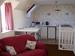 Self Catering: The Old Dairy upstairs