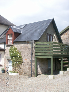 Old Dairy Cottage - self catering Kilmelford by Oban